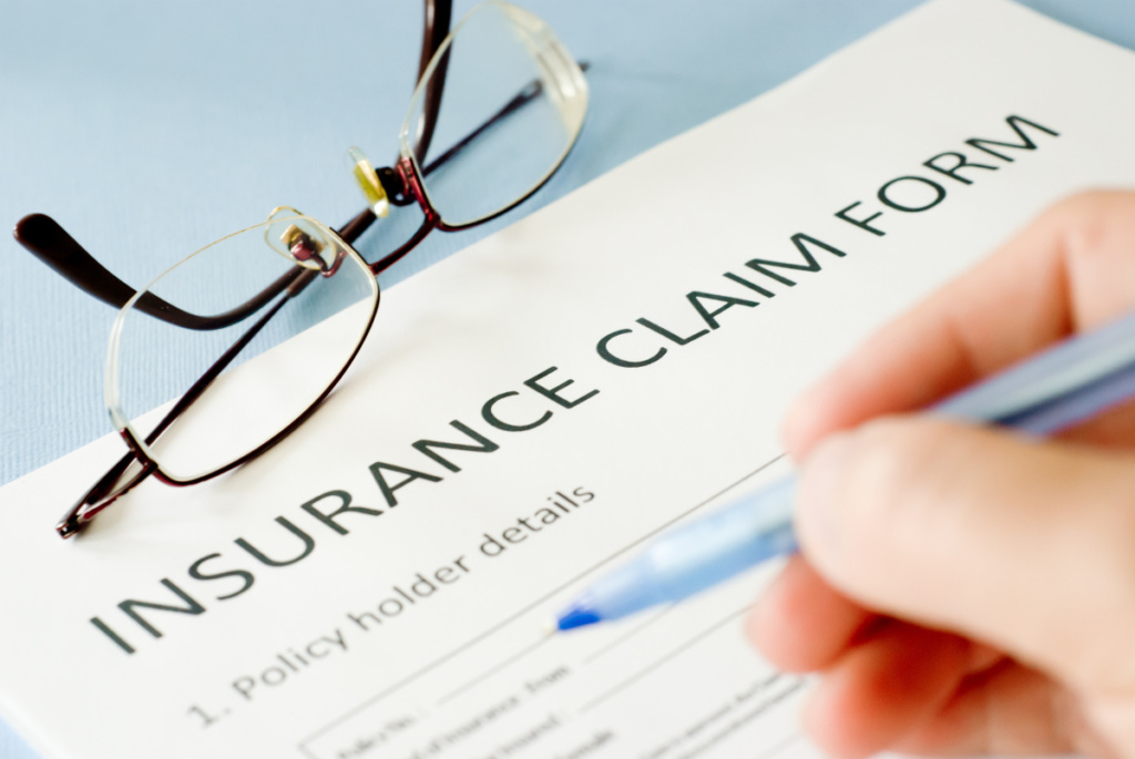 Public Adjuster - Insurance Claim Form